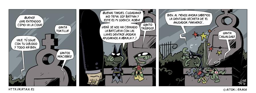 I'm BatMZ